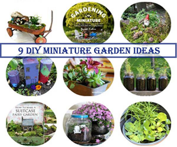9 diy miniature garden ideas- DIYscoop.com