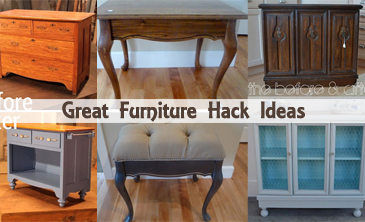 great furniture hack ideas - DIYscoop.com