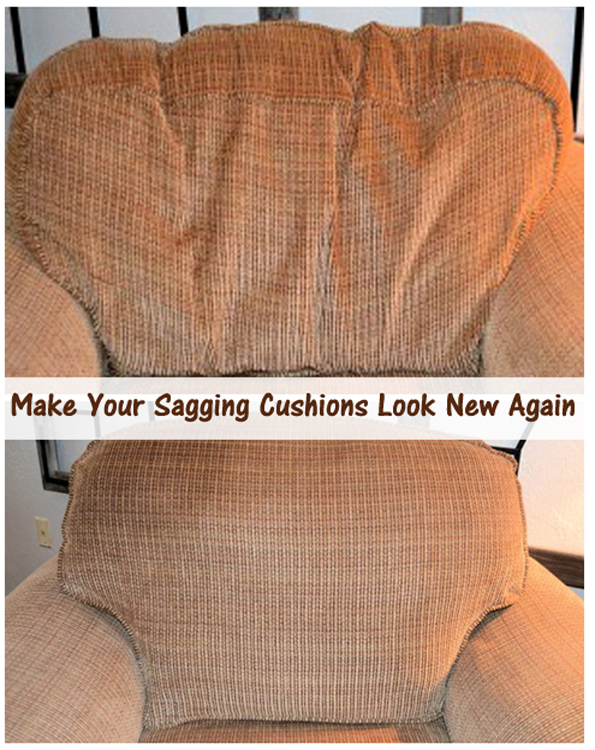 how to make sagging furniture cushions look new again-DIYscoop.com