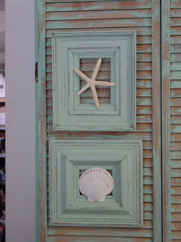 35 creative ideas for old picture frames page 3 diy scoop for Creative ideas for old picture frames