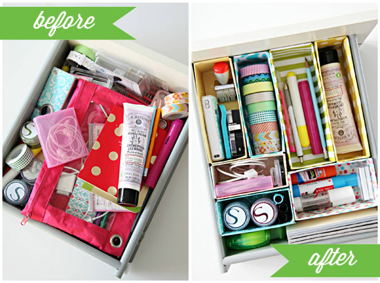 Cute cereal box drawer organizers that s an easy diy for Cereal organizer