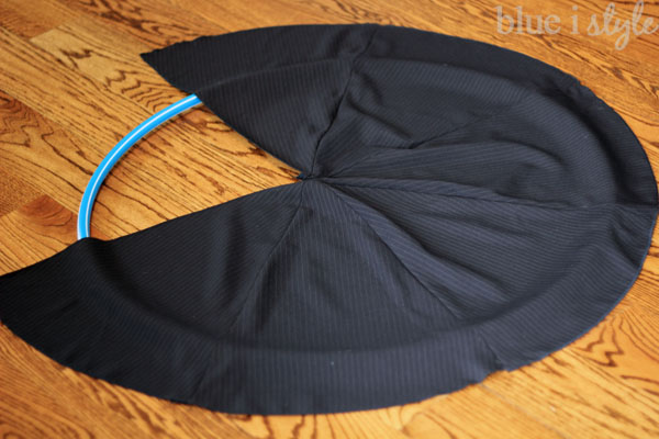 blue i style - Hula-Hoop-For-Top-Of-Play-Tent
