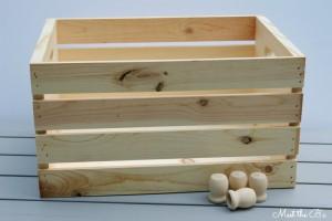 crate from Michaels- DIYscoop.com